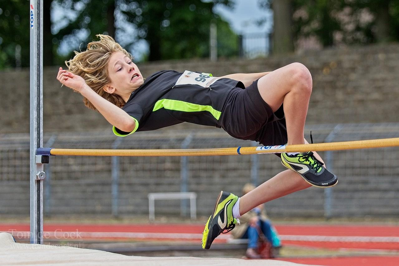 achilles-top kerkrade atletiek hoogspringen