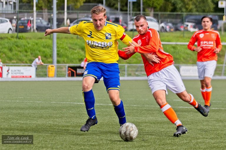 KVC Oranje – Kerkrade West