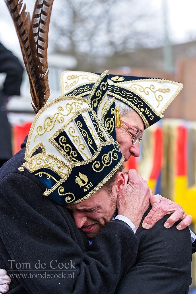 rob dijcks bas ortmans emotie 4x11 jubileum eekheuere carnaval vasteloavend vasteloavendfoto foto van het jaar limburger