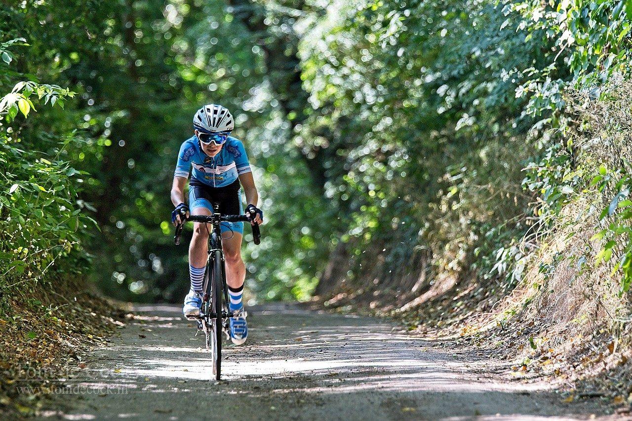 jeugd jeugdronde schinnen wielrennen tijdrit