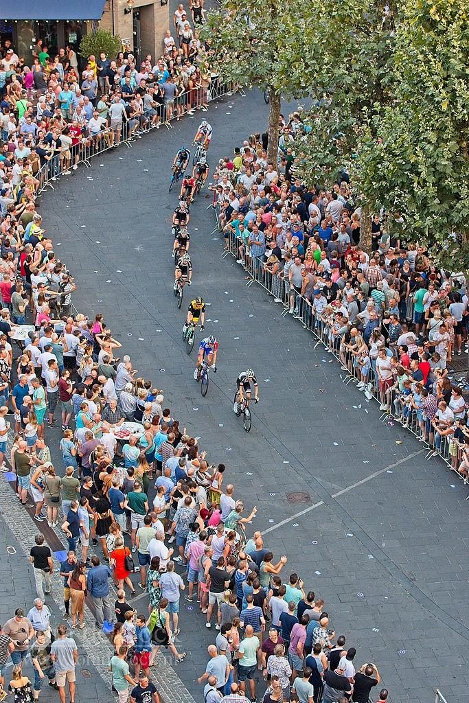 rabo ronde heerlen prof wielrenners pancratiusplein