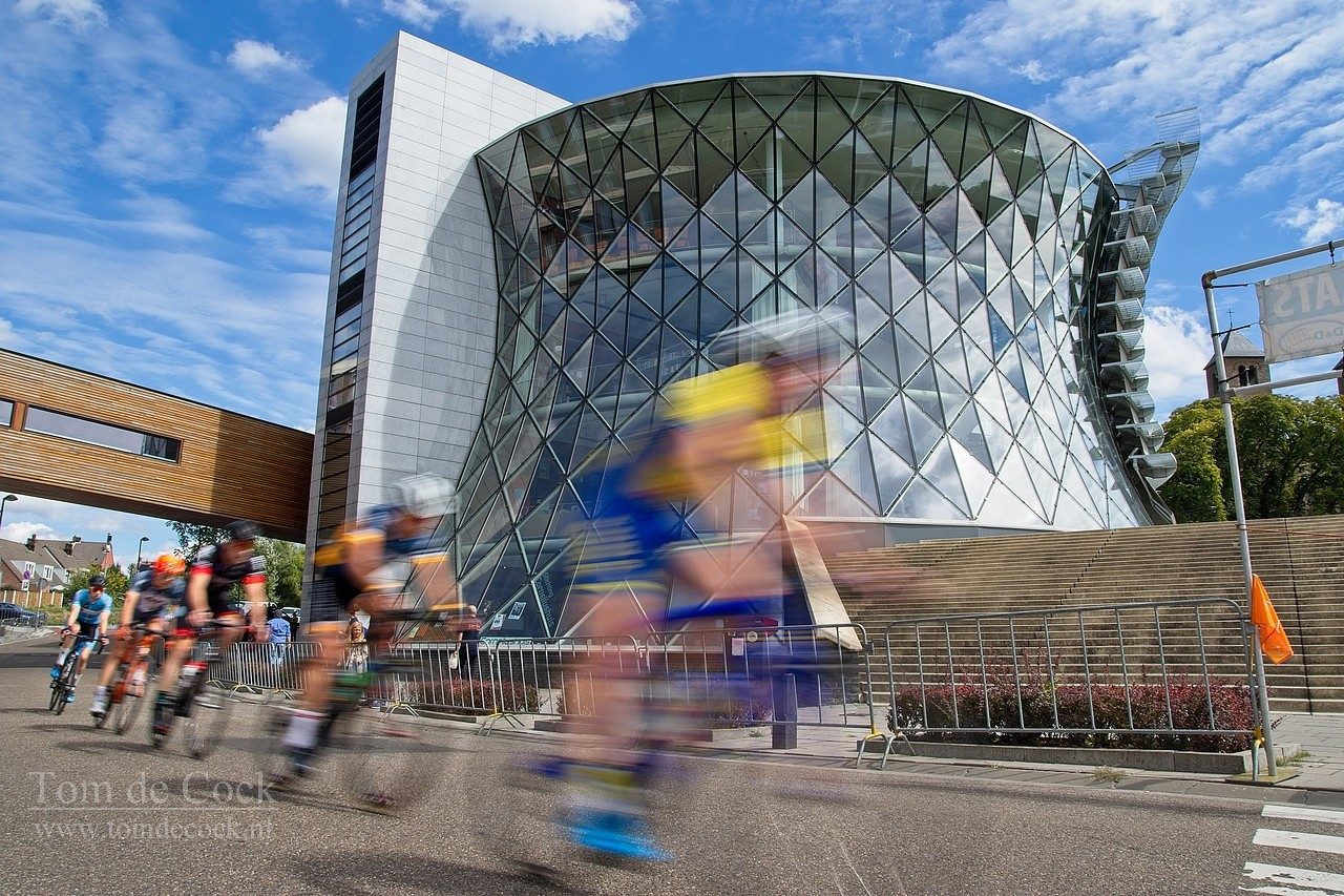 Pijl van Heerleheide wielrennen Cultureel Centrum Corneliushuis