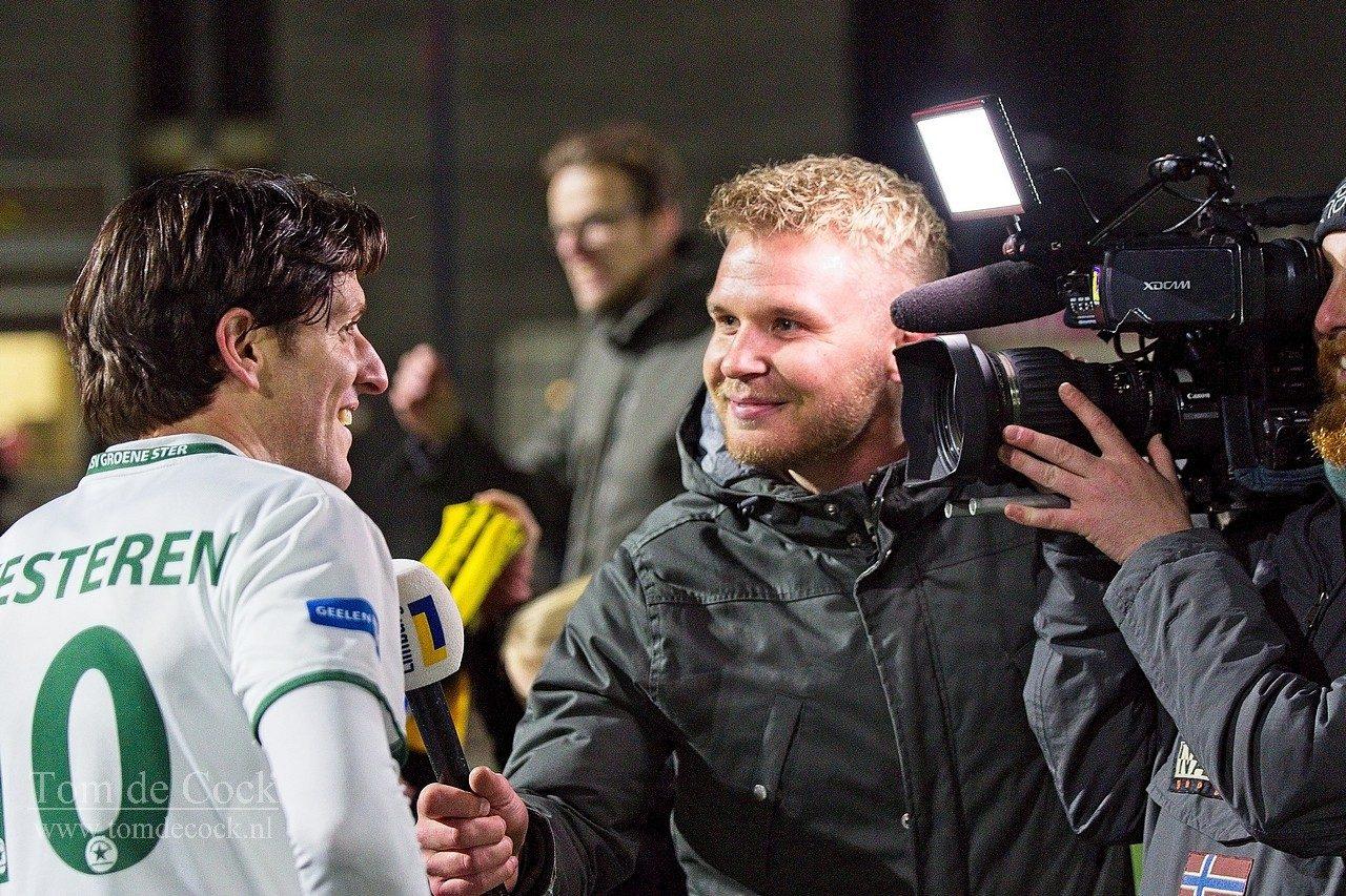 L1 interview maikel van kesteren groene ster