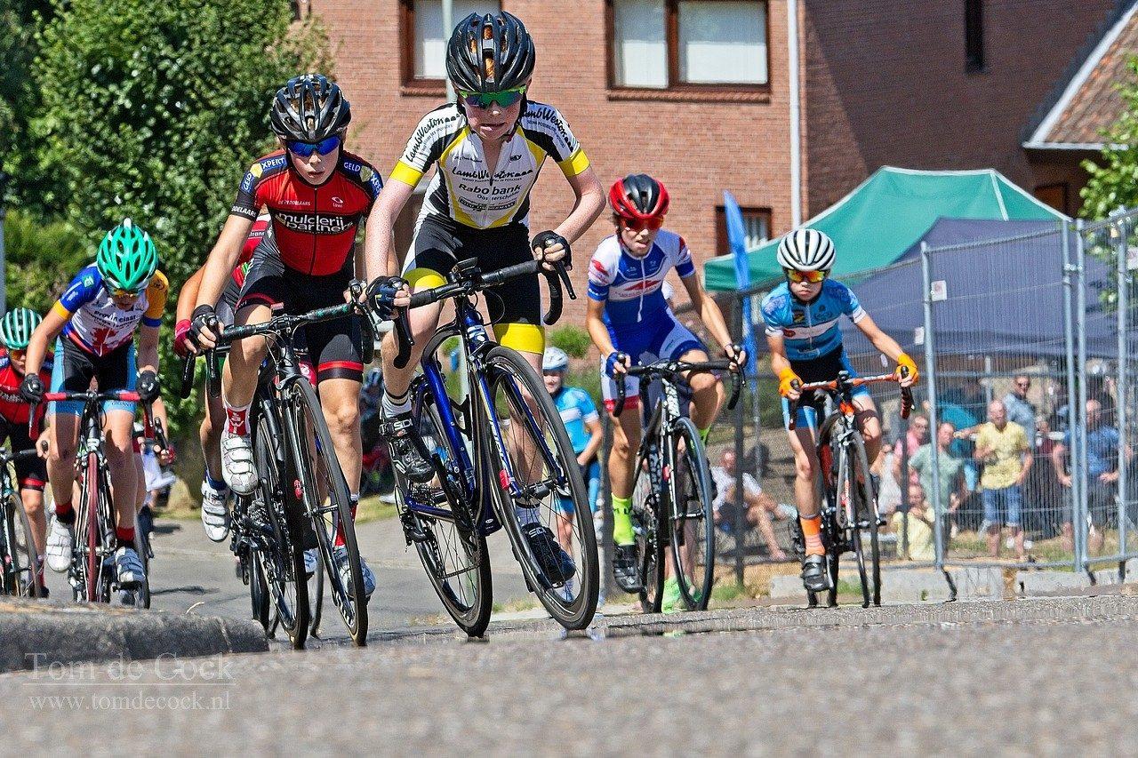 jeugd jeugdronde wielrennen schinnen