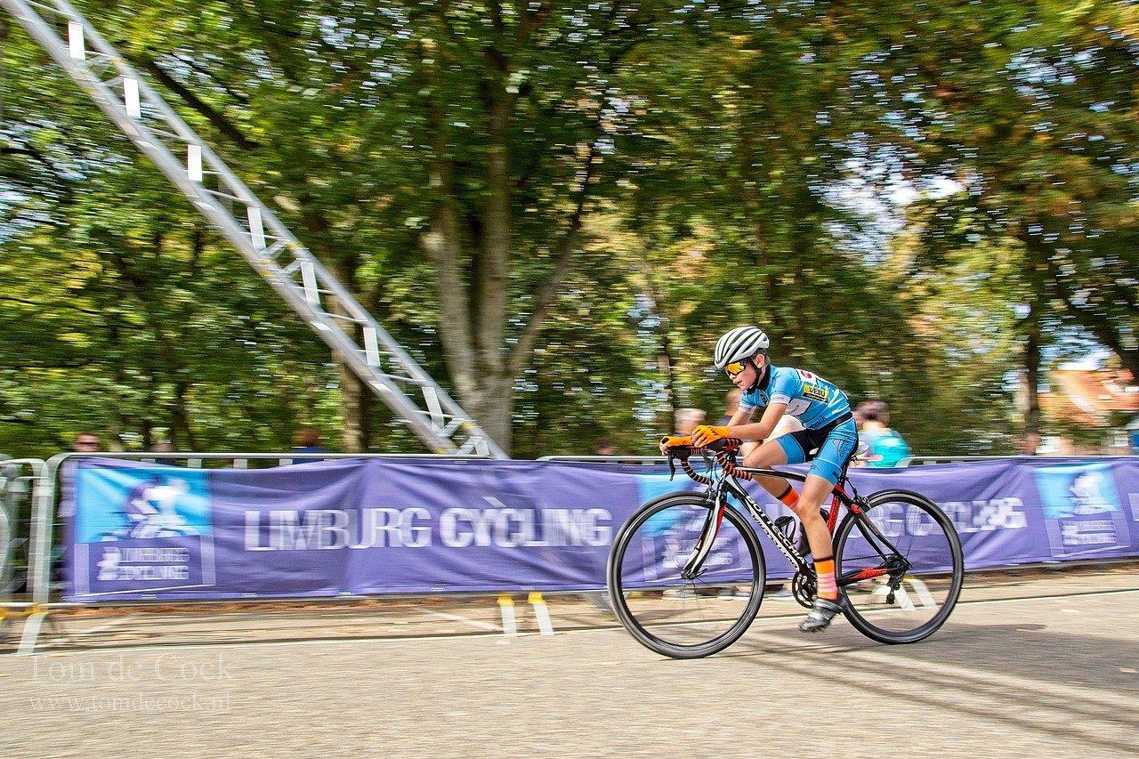 jeugd ronde molenberg wielrennen